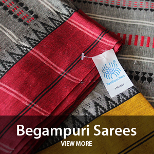 Begampuri Cotton Saree